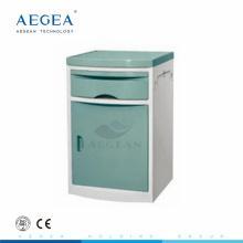 AG-BC005B a approuvé les armoires médicales vertes d'hôpital populaires évaluées par prix
