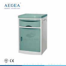 AG-BC005B approved popularly priced hospital green medical cabinets