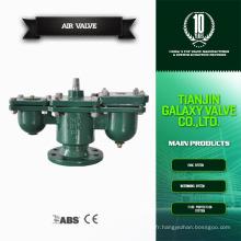 Plaque de mesure de pression régulateur de gaz à orifice fixe