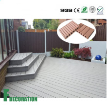 Waterproof WPC Outdoor Wood Plastic Composite Decking Floor