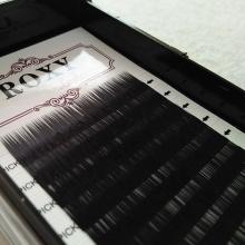 Man Style False Eyebrows Sticker Eyelashes Human Hair