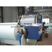Máquina de impresión flexográfica de papel tipo tambor central para papel