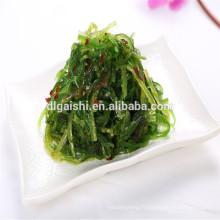 Fournisseur d'or Chuka wakame frais algues assaisonnées comestibles