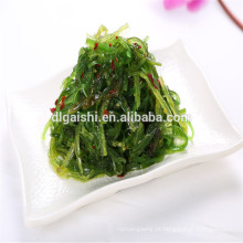 Fornecedor ouro Chuka wakame fresco comestível temperado algas