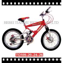 Bicicleta de montaña / MTB / bicicleta de suspensión