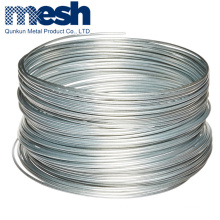 Hot dipped galvanized iron steel wire soft low carbon small sizes with spool package