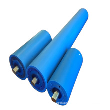 High wear resistance small carrier plastic HDPE boat rollers HDPE conveyor roller