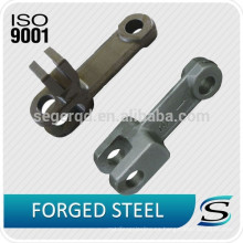 Cadena transportadora de acero forjado