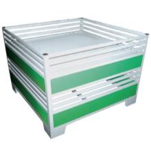Acier de haute qualité prix raisonnable afficher panier/Stand table de table/vente promotion