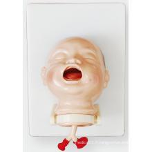 Le modèle de lntubation des nouveau-nés