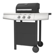 3 Burner Gas Grill Barbecue