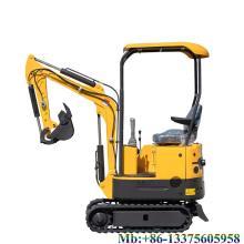 Euro 5 minibagger escavatore earth-moving machinery excavator mini 0.8 ton