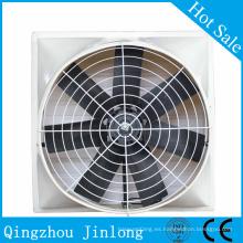 Ventilador de cono de fibra de vidrio para aves de corral y casa verde (JL-128)