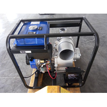 6 Inch Single Stage Centrifugal Key Start Diesel Water Pump for Irrigation Use