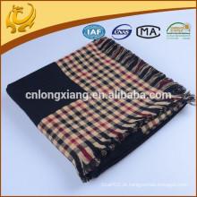 Material de acrílico multifuncional Fibra de mancha de muska pintada New Patterna Design Cobertores com tecidos