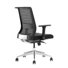 Maille de haute qualité pivotant arrière ergonomique gérer les meubles de bureau