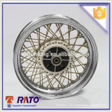 Para RT125-12 boa qualidade 3.0 * 13 rodas de moto de fio falado à venda