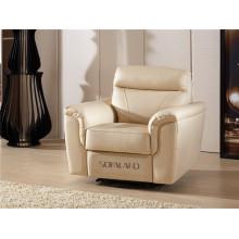 Canapé salon avec canapé moderne en cuir véritable (749)