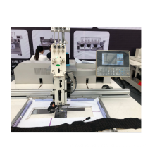 QS-1201DR Single Head Computerized Embroidery Machine Dahao Computer for T shirt logo label HEAT WIRE DEDICATED DEVICE