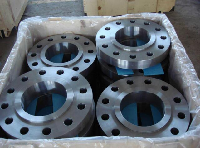 Raised Face Weld Neck Flange