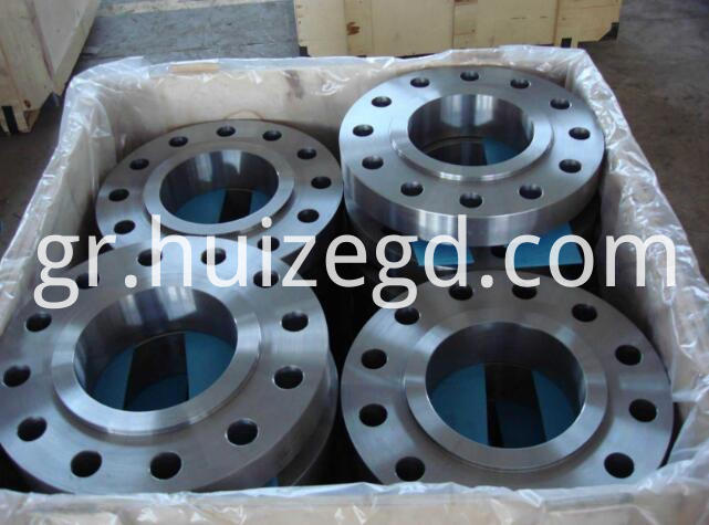 asme b 16.5 flange packing