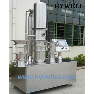 Mesin Coating Fluidized Lab