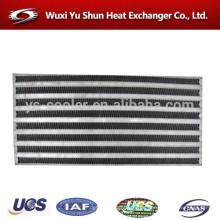Hersteller von Aluminium-Platten-Flossen-Ladeluftkühler