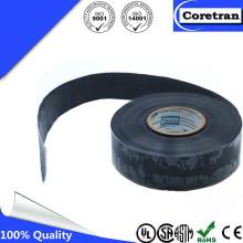 Fita isoladora isoladora de silicone auto-fusível