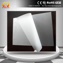 heat resistance 75mic white pet film