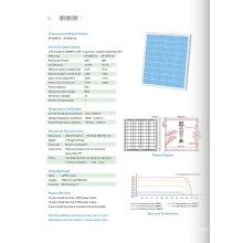 Панель солнечных батарей ГП-060p-36 ГП-055p-36