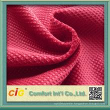 Short Hair Velvet Embossed Velour with Brush Warp-Knitting Shsf04681