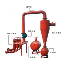 Filtre de bol de concentrateur durable pour l'irrigation