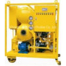 High Performance Energy Saving Double-Stage Vacuum Transformer Oil Treatment Equipment