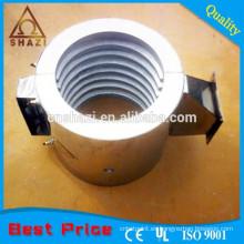 Calentador de fundición de aluminio frío calor para la formación de vacío