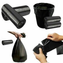 Plasticplace Black Garbage Bags