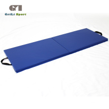 Blue Soft Thick Gym Mat For Kids Training