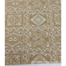 Linen Cotton Blending Printed Garment/ Home Textiles Fabric Print