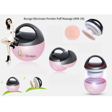 Massager facial de machine de beauté de souffle de poudre électronique