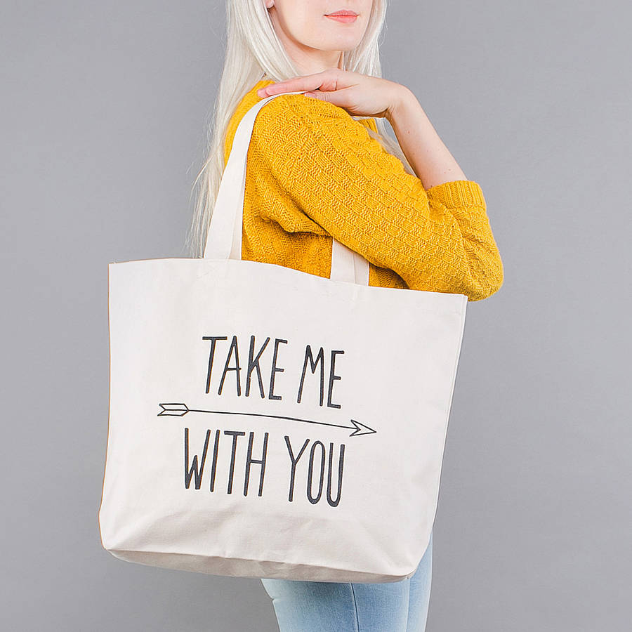 shopping canvas bag