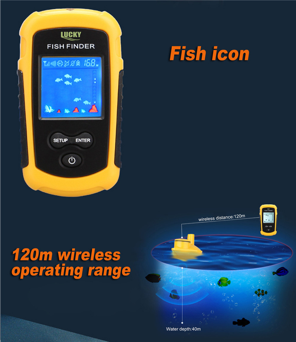 Wireless Sonar Sensor