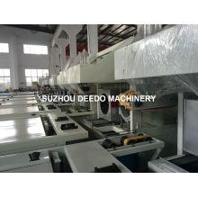 Máquina de Belling automática da tubulação plástica do PVC