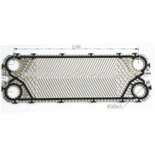 304 316L plates and gaskets for plate heat exchanger Alfa laval Sondex Vicarb and so on brand