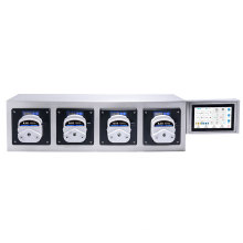 Small Bottle Filling Peristaltic Pump Filling System