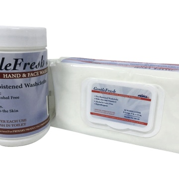 Adult Wet Wipe Skincare Organic Wet Tissues