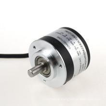 Yumo Isc5008 Od 50mm Solid Shaft Incremental Rotary Encoder