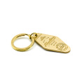 Manufacturer Custom Personalized Zinc Alloy Die Casted Metal Holder Key Chain