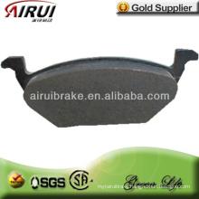 D768 semi-metallic OE quality brake pad