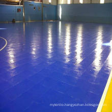 2017 New Product with High Quality Indoor PVC/PP Interlock Floor for Soccer / Futsal Court