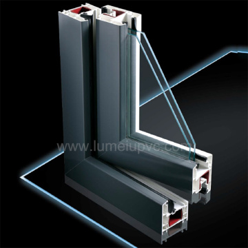 ASA PVC-Extrusionsprofil / UPVC-Profile Serie 65 mm