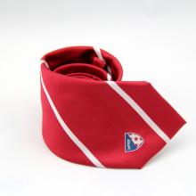 Herren Business Krawatte Formale gestreifte Jacquard Hochzeit Polyester Krawatte